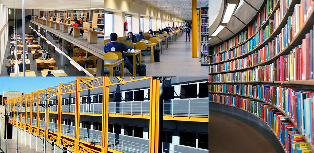 The USAL has 22 libraries