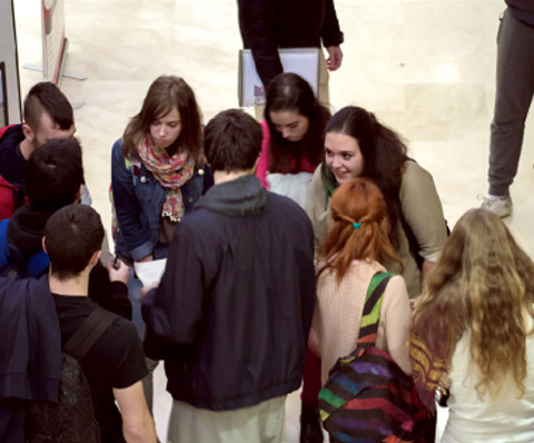 Ven a la USAL: futuros estudiantes | Universidad de Salamanca